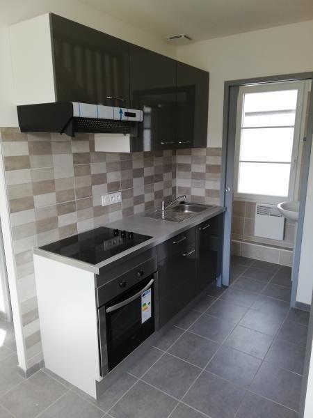 Rental apartment La riviere st sauveur 695€ CC - Picture 2