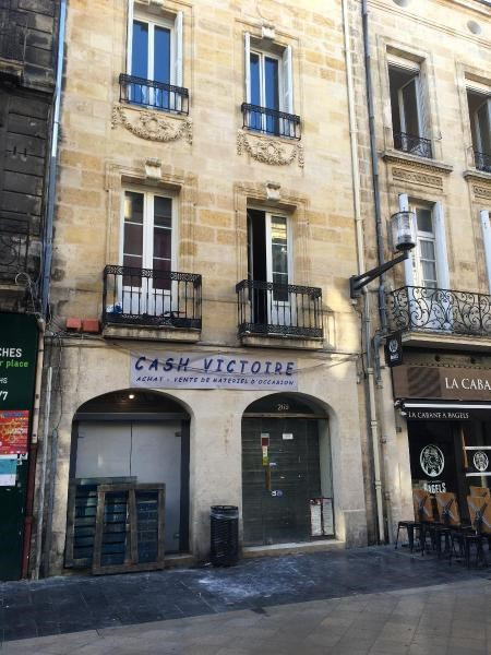 Location boutique Bordeaux 2 075€ CC - Photo 1