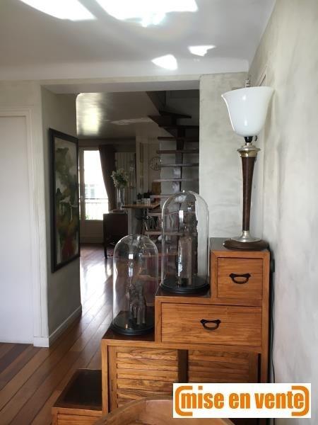 Vente de prestige appartement Paris 20ème 1049000€ - Photo 2