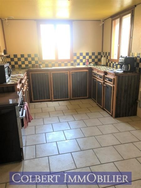 Sale house / villa Pontigny 124000€ - Picture 5