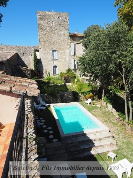 Immobile residenziali di prestigio casa Uzes 810000€ - Fotografia 15