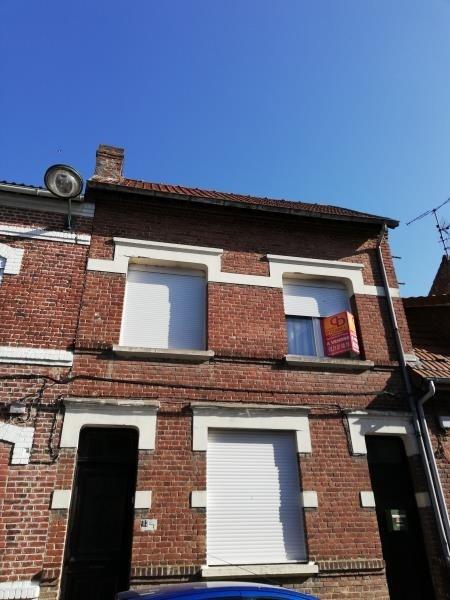 Sale house / villa Biache saint vaast 68000€ - Picture 1