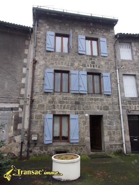 Sale house / villa Thiers 65000€ - Picture 1