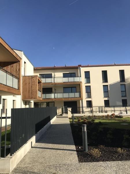 Rental apartment Mondonville 510€ CC - Picture 2