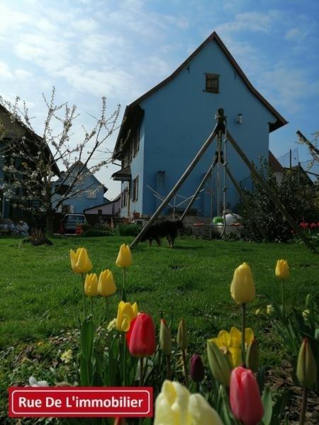 Vente maison / villa Truchtersheim 278000€ - Photo 1