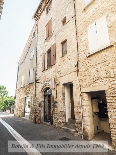 Verkoop  flatgebouwen Barjac 89900€ - Foto 2