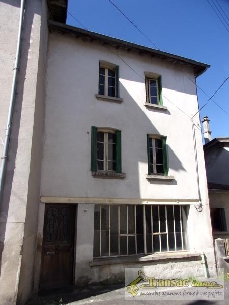 Vente maison / villa La monnerie le montel 10000€ - Photo 1