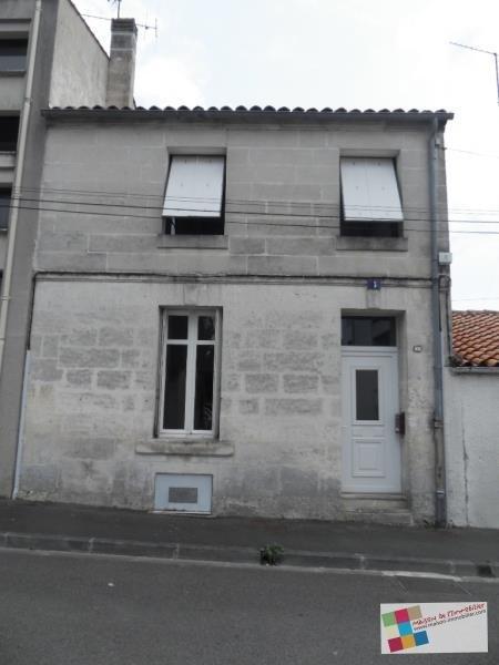 Vente maison / villa Cognac 112350€ - Photo 1