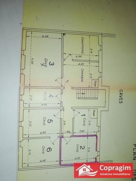 Sale apartment Montereau 74000€ - Picture 3