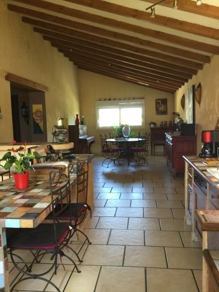 Sale house / villa La roche de glun 420000€ - Picture 3