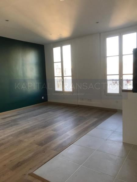 Vente appartement Paris 18ème 295 000€ - Photo 2