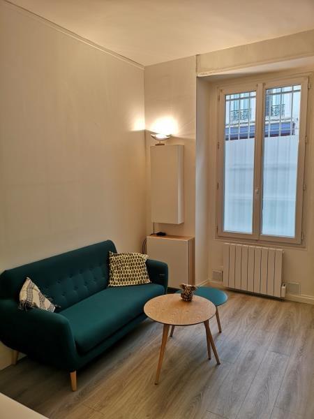 T2 Paris 04 - 2 pièce (s) - 27.93 m²