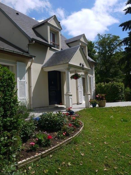 Sale house / villa Breval 398000€ - Picture 3