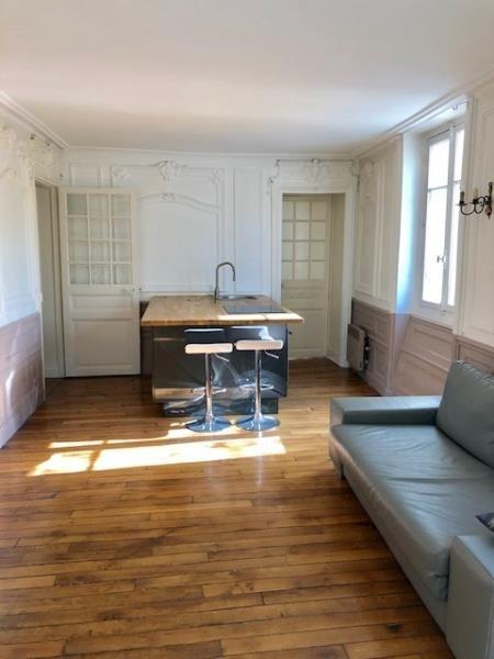 Revenda apartamento Paris 16ème 605000€ - Fotografia 3