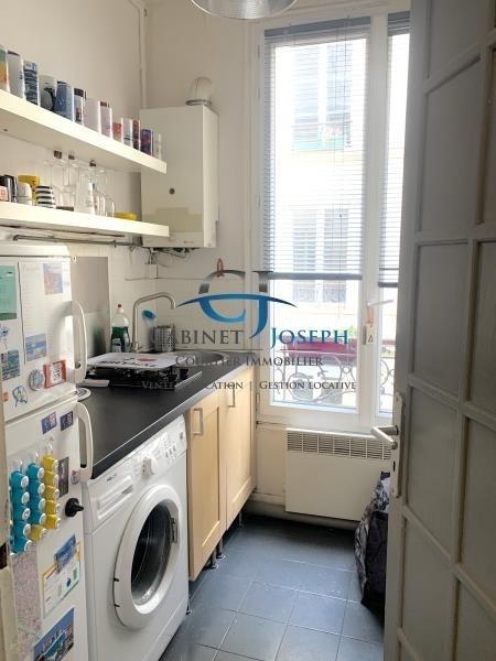 Vente appartement Paris 10ème 320000€ - Photo 3