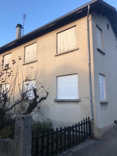 Vente maison / villa Oyonnax 135000€ - Photo 1