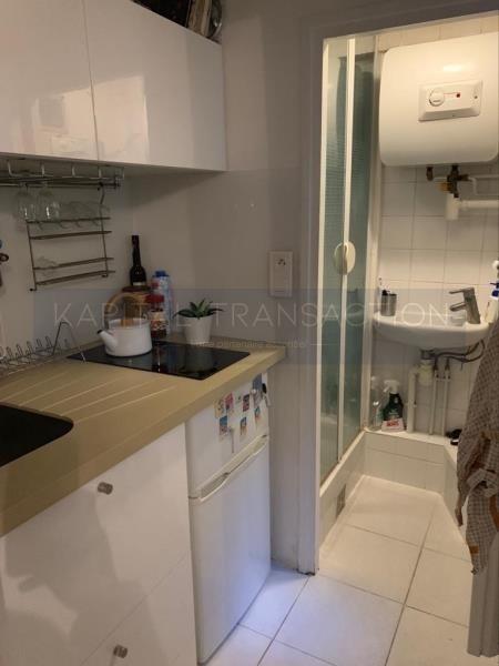 Sale apartment Paris 2ème 275000€ - Picture 4