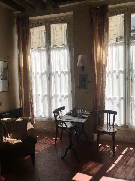 Vente appartement Paris 3ème 450000€ - Photo 2