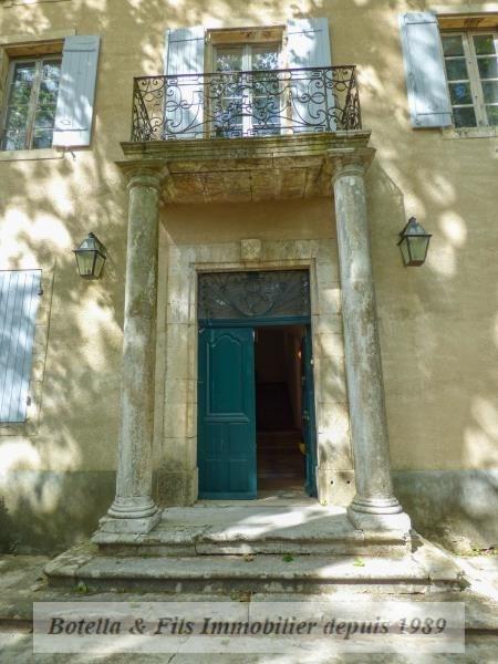 Vente de prestige maison / villa Uzes 1590000€ - Photo 8