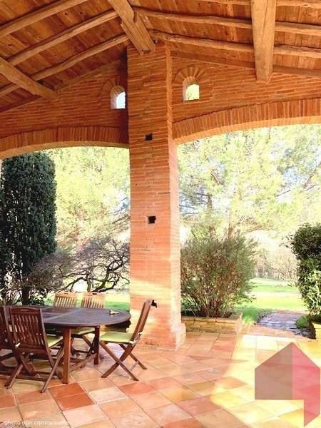 Vente de prestige maison / villa Montastruc-la-conseillere 599000€ - Photo 2