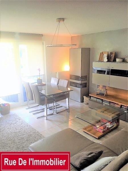 Vente appartement Bischwiller 186000€ - Photo 3