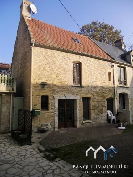 Vente maison / villa Bernieres sur mer 169900€ - Photo 2