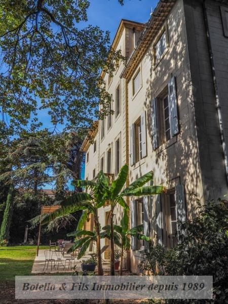 Deluxe sale chateau Uzes 760000€ - Picture 3