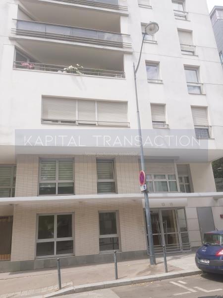 Vente appartement Paris 17ème 520000€ - Photo 1