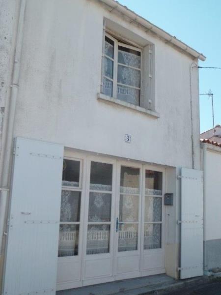 Vente maison / villa Le chateau d oleron 90000€ - Photo 2