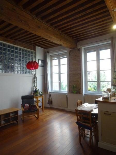 Vente appartement Lyon 4ème 420000€ - Photo 1