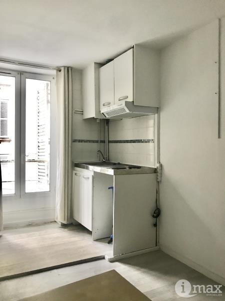 Vente appartement Paris 18ème 135000€ - Photo 1