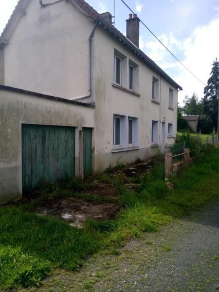 Vente maison / villa Neuville sur sarthe 100000€ - Photo 1