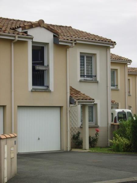 Vente maison / villa Poitiers 160000€ - Photo 1