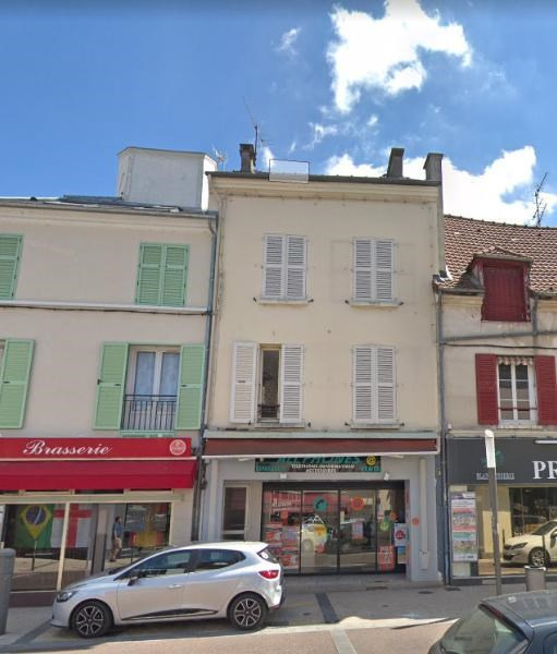 Investment property building Thorigny-sur-marne 498 000€ - Picture 1