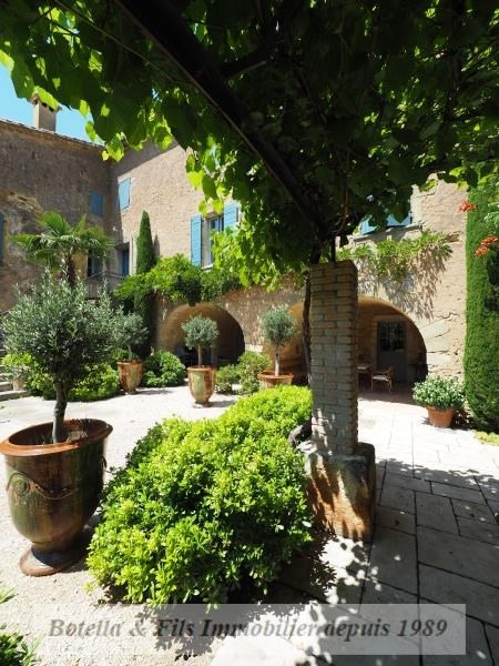 Verkoop van prestige  huis Uzes 1260000€ - Foto 10