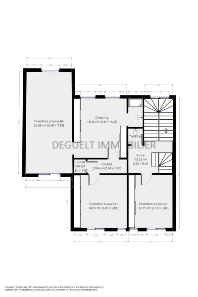 Deluxe sale house / villa Chaville 1390000€ - Picture 12