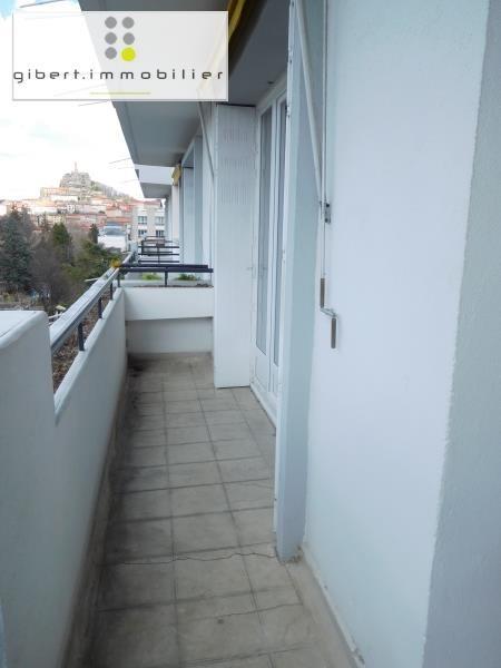 Rental apartment Le puy en velay 545€ CC - Picture 9