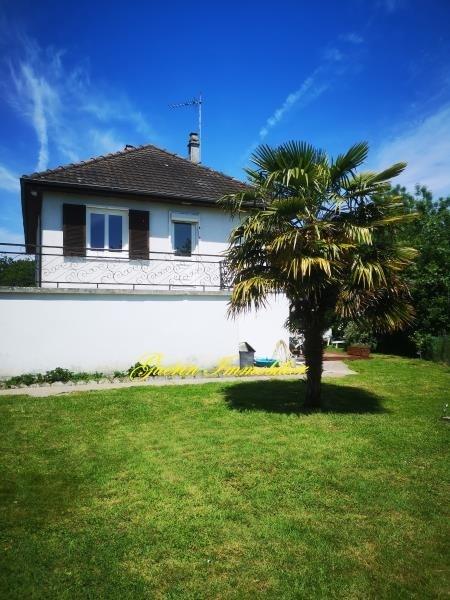Vente maison / villa Fourchambault 176500€ - Photo 1