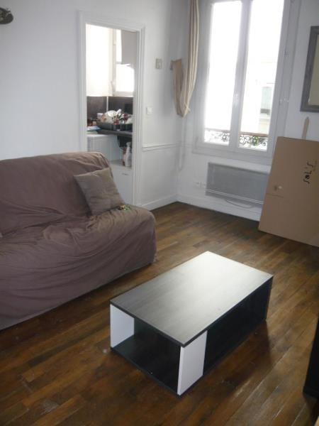 Rental apartment Paris 13ème 900€ CC - Picture 2