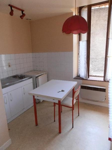 Location appartement Oyonnax 288€ CC - Photo 1