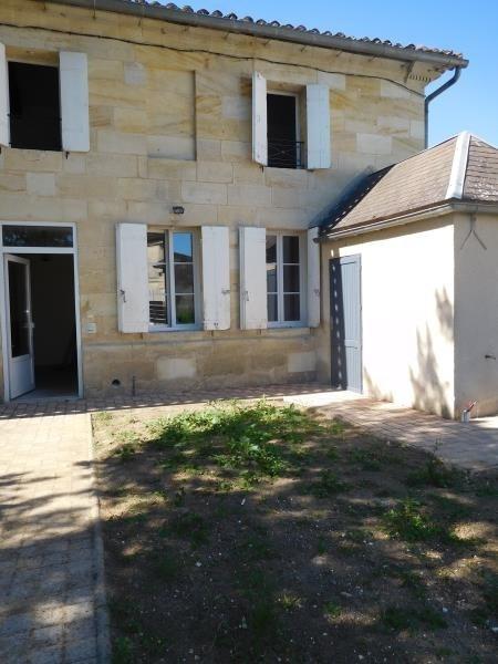 Location maison / villa Val de virvee 580€ CC - Photo 1