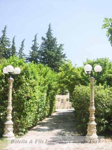 Verkoop van prestige  huis Uzes 799000€ - Foto 3