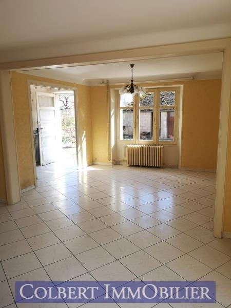 Sale house / villa La chapelle vaupelteigne 129000€ - Picture 3