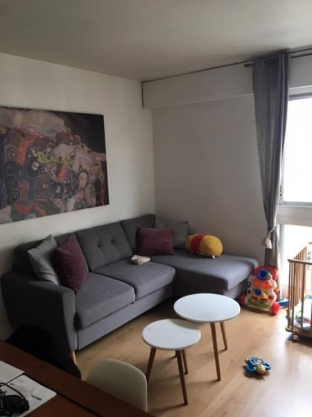 Rental apartment Paris 10ème 1 435€ CC - Picture 1