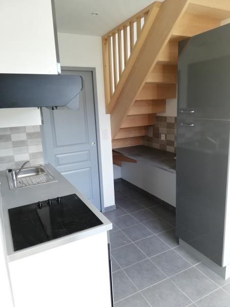Rental apartment La riviere st sauveur 695€ CC - Picture 1