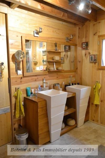 Vente maison / villa Les vans 398000€ - Photo 8