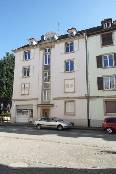 Rental apartment Strasbourg 840€ CC - Picture 5