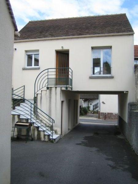 Rental apartment Saint vrain 750€ CC - Picture 1