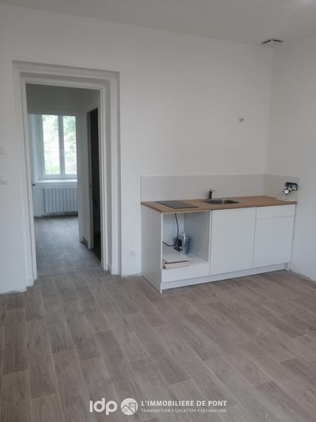 Location appartement Pont de cheruy 495€ CC - Photo 1