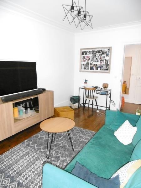 Rental apartment Levallois 1495€ CC - Picture 2